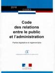 code des relations entre le public et l'administration (le crpa)