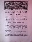 DEC1789 Lettres patentes de Louis XVI donnant en 1789 la Déclaration des droits de l'homme et du citoyen.jpg